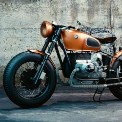 motorrad custom umbau