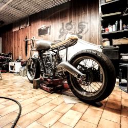frankfurt motorrad reifen montage